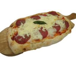 Pizza salami/kaas