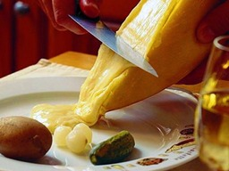Zwitserse Raclette
