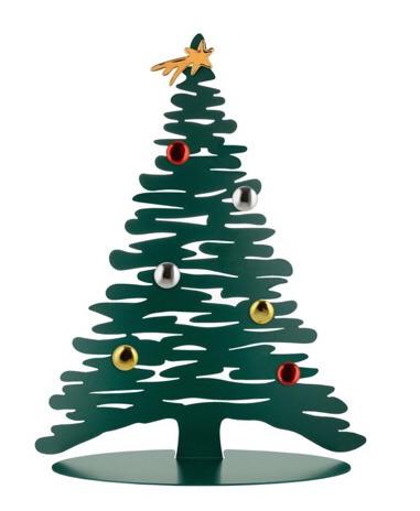 Alessi Bark kerstboom groen