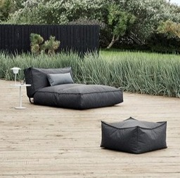 Blomus Stay lounge collectie  coal