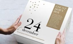 Countdown cadeau box
