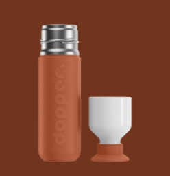 Dopper insulated terracota 580 ml