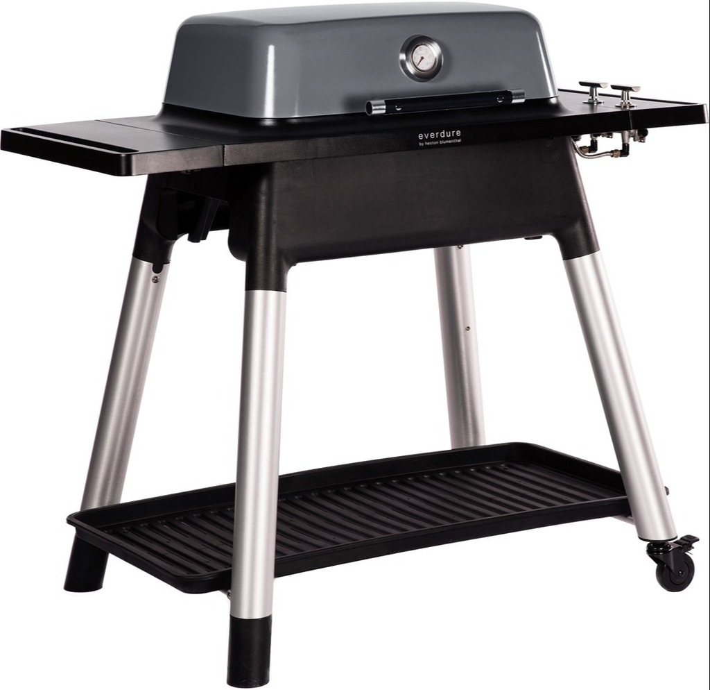Everdure Force gas barbeque grijs 30 mBar