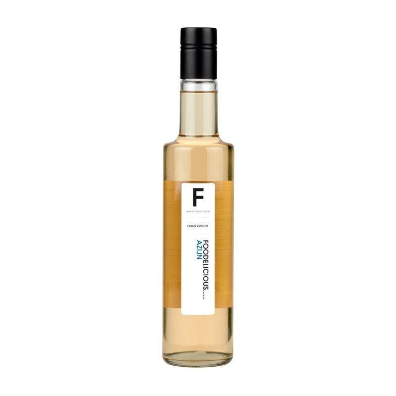 Foodelicious Passievrucht azijn 500ml