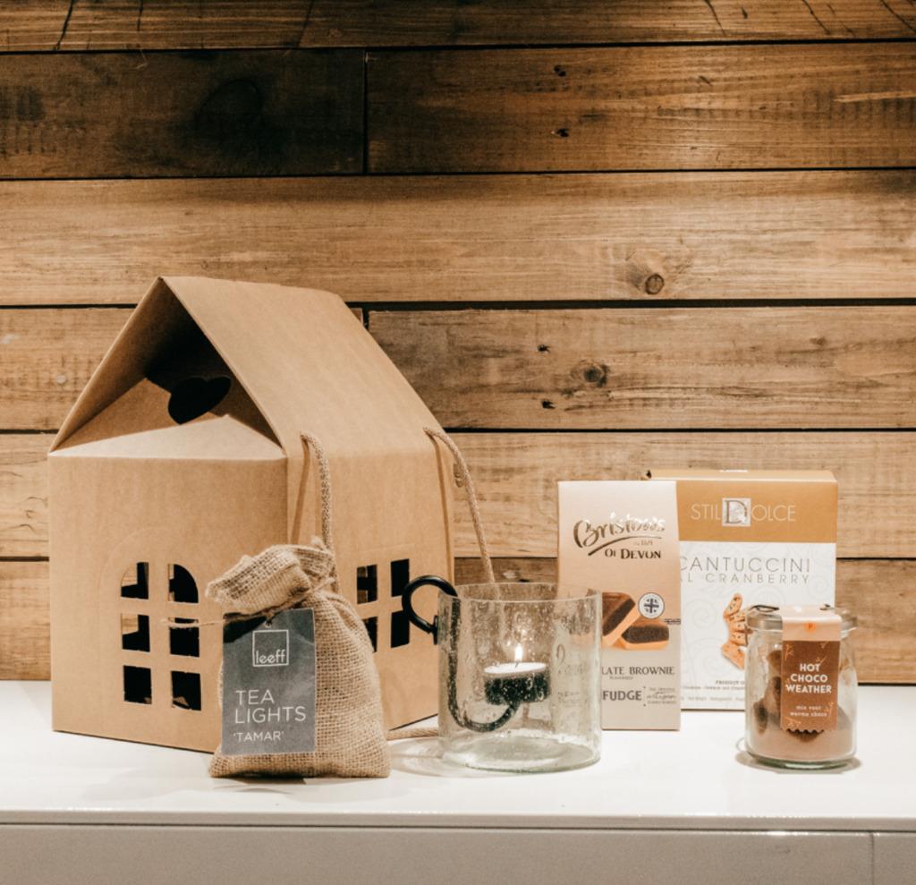 GIFT BOX HOME SWEET HOME