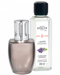 Lampe Berger June Bois de Rose giftset
