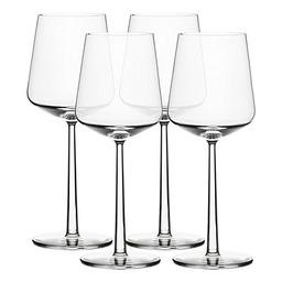 IIttala Essence rood wijn glas set van 4.  Nu 6 = 4