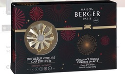 Lampe Berger auto diffuser Cercle