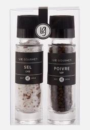 LIE GOURMET peper en zout gift box