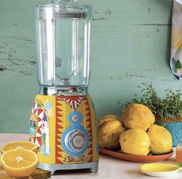 Smeg Dolce & Gabbana Sicily is my love blender