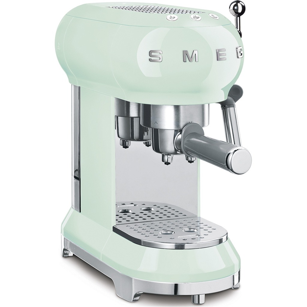 Smeg Espresso machine Watergroen