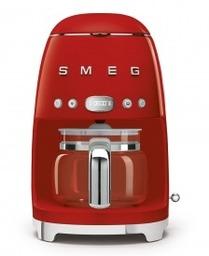 Smeg Filter koffie machine Rood