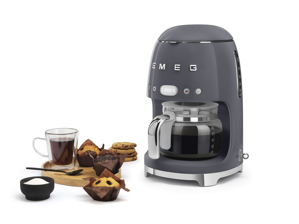 Smeg Filter koffie machine Zwart