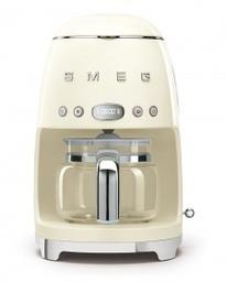 Smeg Filter koffie machine Cremé