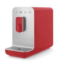 SMEG Volautomatische Koffiemachine Mat Rood