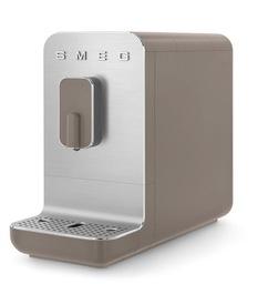 SMEG Volautomatische Koffiemachine Mat Taupe