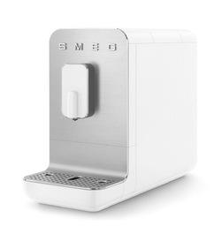 SMEG Volautomatische Koffiemachine Mat Wit