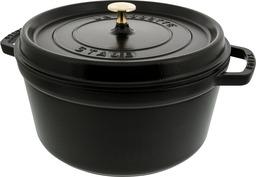 Staub braadpan mat zwart 28 cm van € 259,00 nu € 199,00
