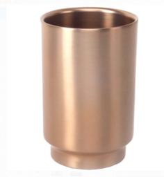 XLBOOM wijn koeler soft copper