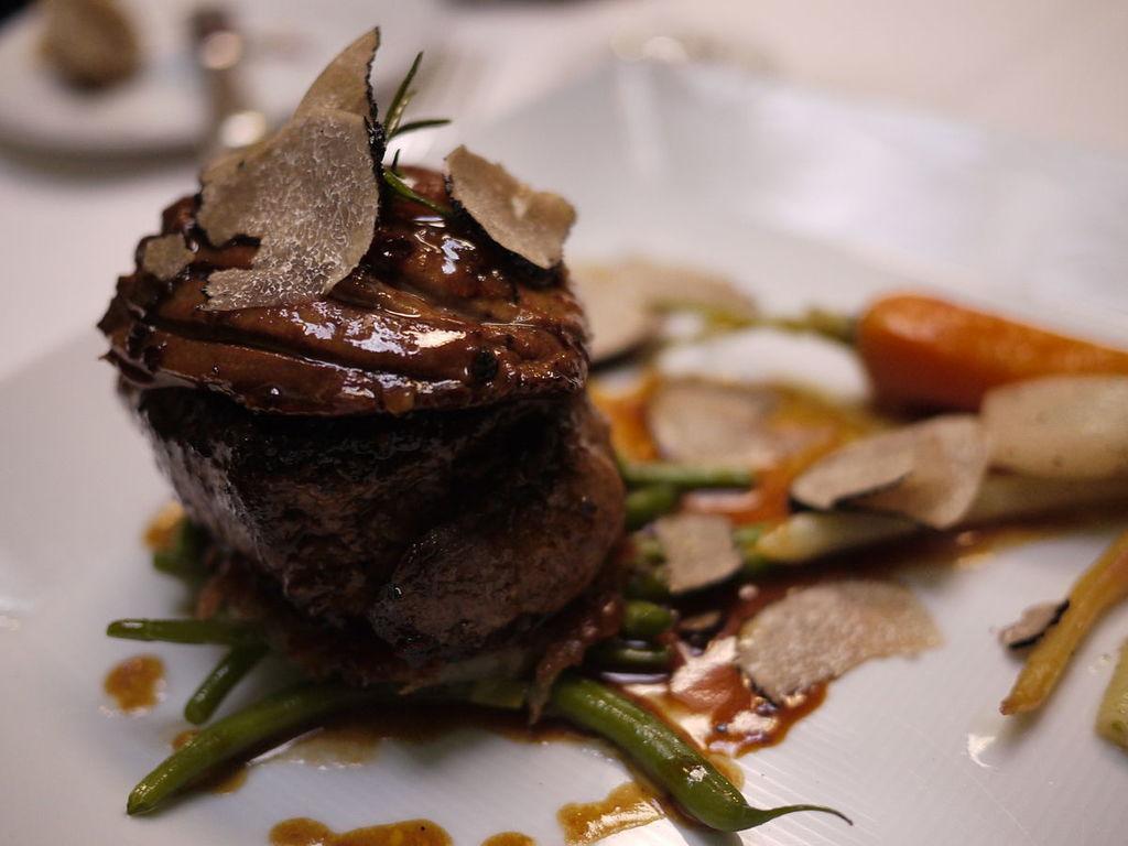 Ossenhaas biefstuk