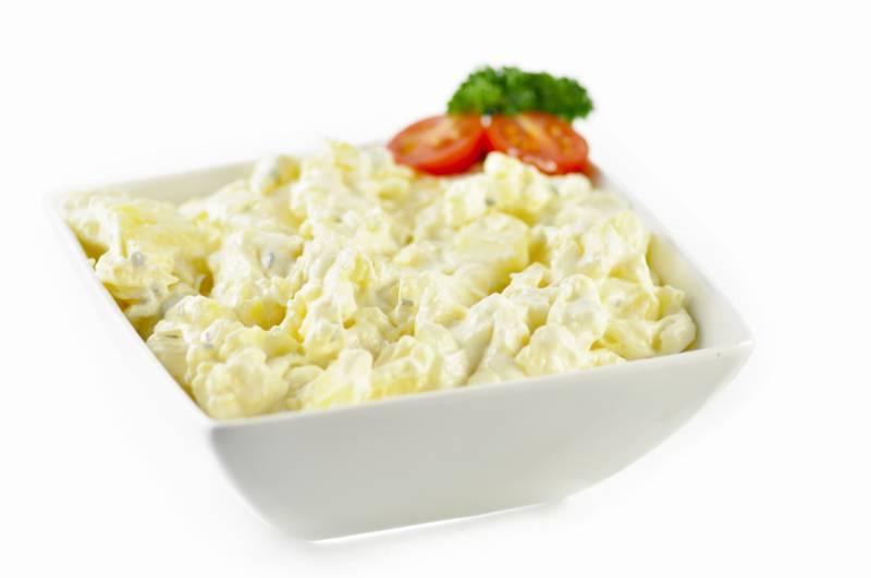 Kartoffelsalade (gourmet)