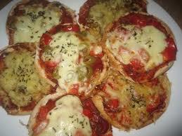 Mini pizzaatjes