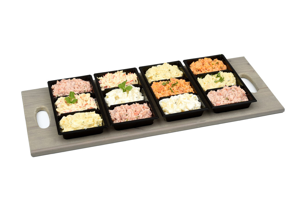 Salade smulplank