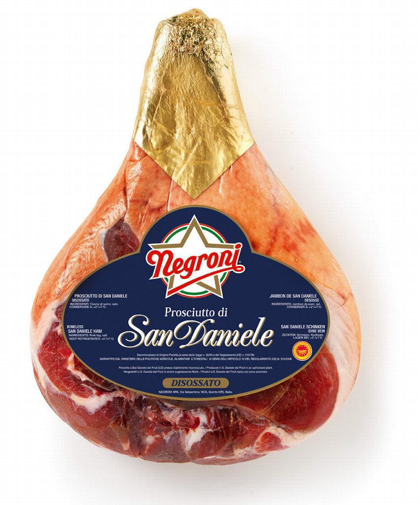 San Daniele rauwe ham