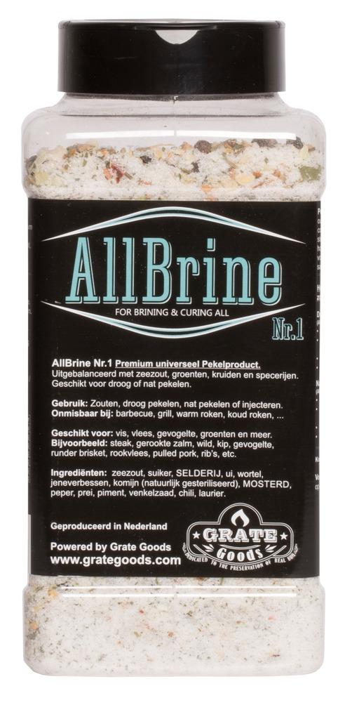 Grate Goods Allbrine NR1