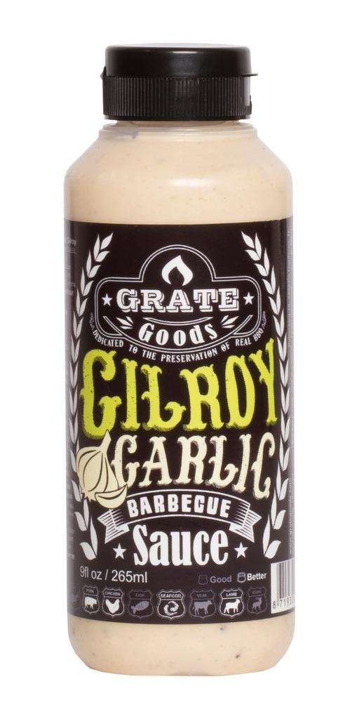 Grate Goods Gilroy Garlic