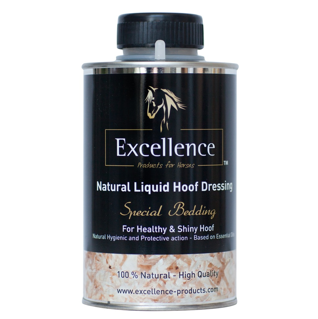 EXCELLENCE HOEF DRESSING SPECIAL BEDDING