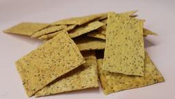 Crackers sesam/maanzaad