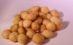Macadamia noten ongezouten