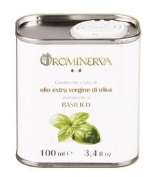 Olijfolie basilicum
