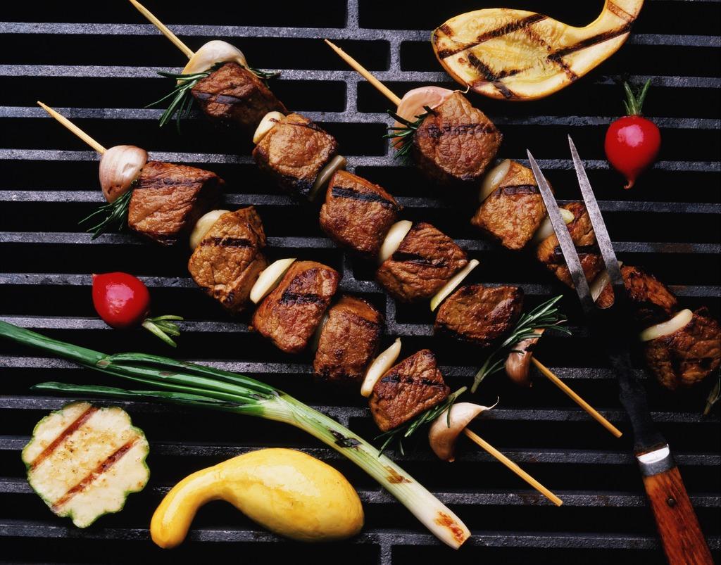 BBQ pakket 'Populair'