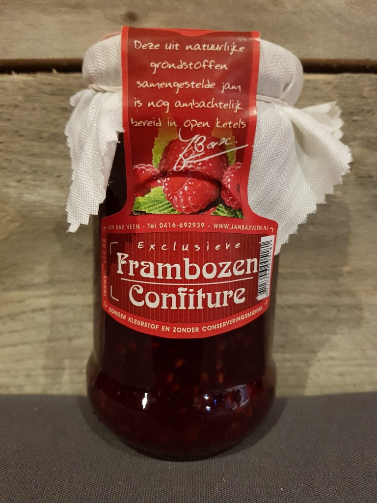 Frambozen Jam
