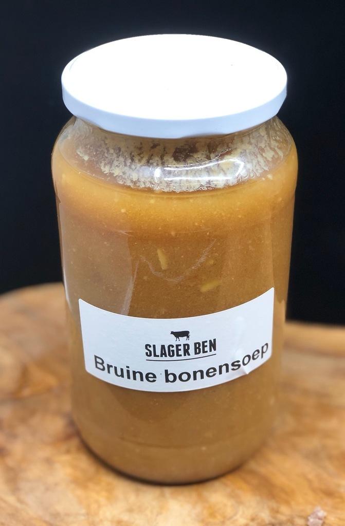 bruinebonen soep