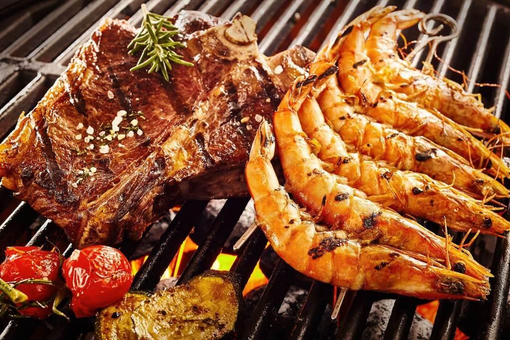 Meat & Fish-BBQ