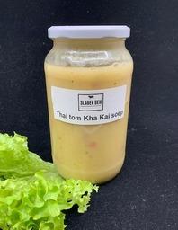 Tom Ka Kai soep