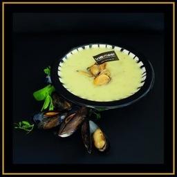 Mossel-mosterd soep