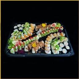 sushi 90 stuks aanbieding!