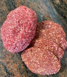 Aanbieding: 500 gram Rundergehakt & 4 Verse runderhamburgers