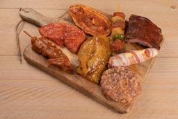 Barbecuepakket all-in vleesmix