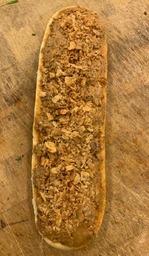 Broodje gehaktstok