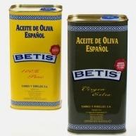 Spaanse bak-olijfolie